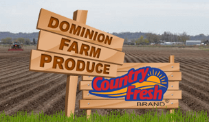 Dominion Farm logo