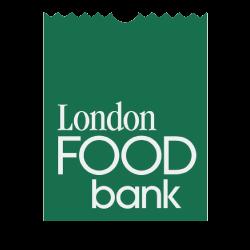 London food bank logo